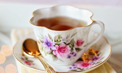 Free Tea for OAPs