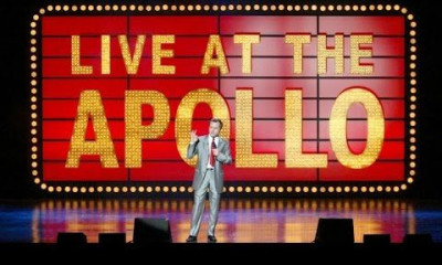 Free Tickets to Live at the Apollo