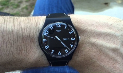 Free Swatch Watch Battery