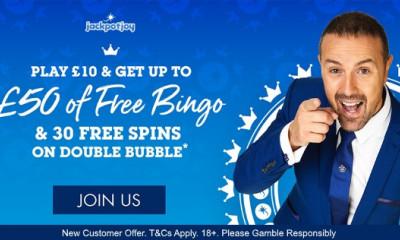 Free £50 Bingo & 30 Free Spins
