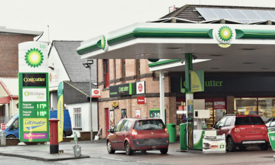 Free £10 of Petrol At Your Local Petrol Station