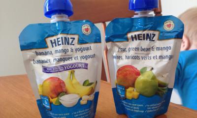 Free Heinz Baby Food