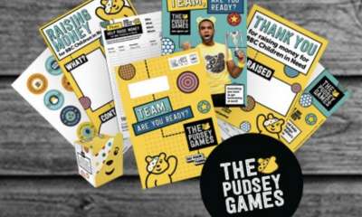 Free Pudsey Party Kit