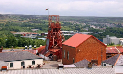 Big Pit National Coal Museum | Gwent, South Wales