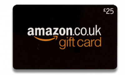 Free £25 Amazon Voucher for Energy Switch