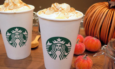 Free Starbucks Pumpkin Spiced Latte