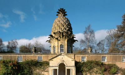 The Pineapple | Stirlingshire, Scotland