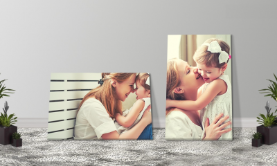 Free Canvas Print Worth £85