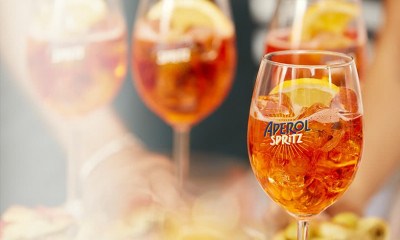 Free Aperol Spritz