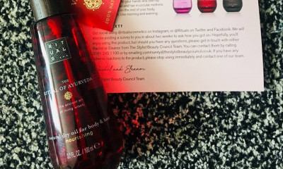 Free Rituals Body & Hair Oil (Full-sized!)