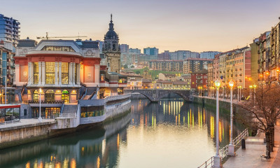 Win A Trip To Bilbao Bizkaia For Two