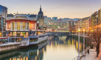 Win A Holiday To Bilbao Bizkaia For 2