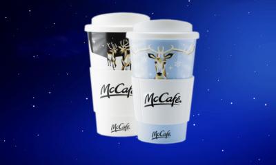 Free McDonald's Reusable Coffee Cup