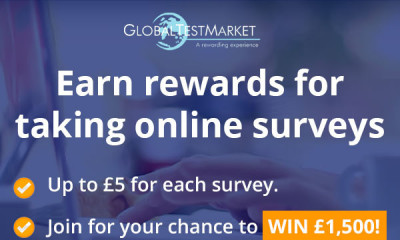 Free Money For Taking Surveys