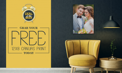 Free Canvas Print Worth £55