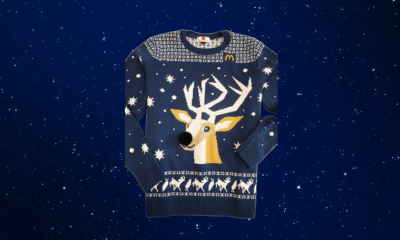Free McDonald's Christmas Jumper