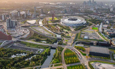 Queen Elizabeth Olympic Park | London
