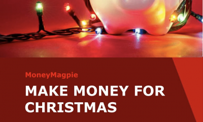 Free 'Make Money for Christmas' eBook