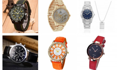 Free Watch - Stock Clearance 50 Styles Of Watches