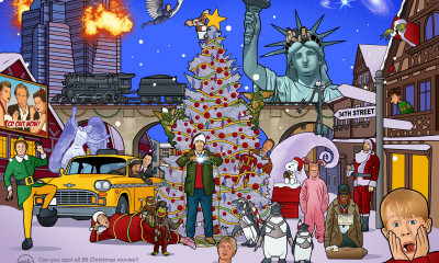 Think you know your Christmas films?