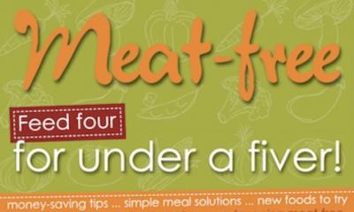 Free Meat-Free Recipe Book