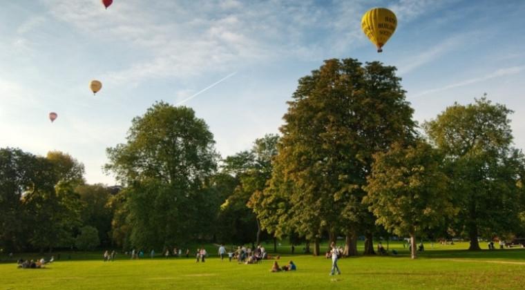 Royal Victoria Park, Bath