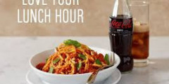 Express Lunch for £9.95