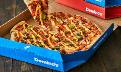 "<span class=""merchant-title"">Domino's</span> 
