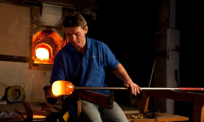 Dartington Crystal Factory Tour | Torrington, Devon