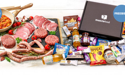 Free Musclefood Hampers - Exclusive Offer