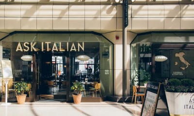 Free £10 ASK Italian Voucher