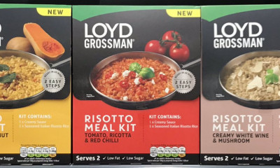 Free Risotto Kit from Loyd Grossman