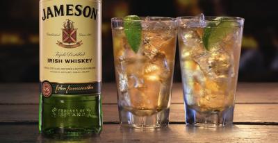Free Whiskey Ginger Ale Lime Magic Freebies