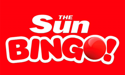 Free £5 of Bingo with Sun Bingo - NO DEPOSIT REQUIRED