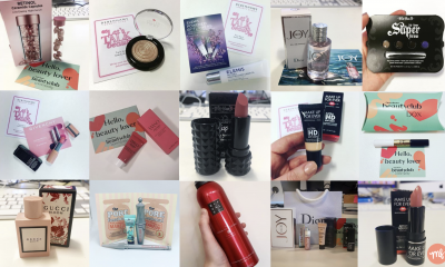 Free Products from Debenhams Beauty Club
