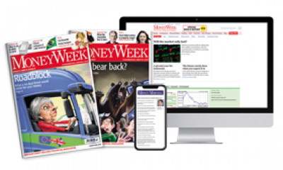 6 Free Issues of MoneyWeek Magazine