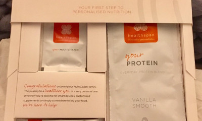 Free Multivitamin & Protein Pack