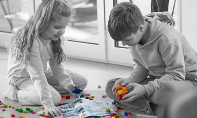 Win 1 of 5 LEGO® £100 vouchers & Free LEGO® Magazine