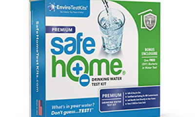 Free Home Water Testing Kit