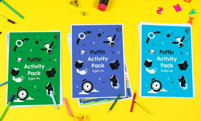 Free Kids' Puffin Activity Pack