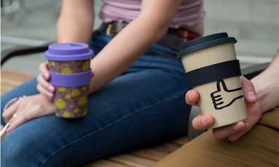 Free Reusable Travel Mug