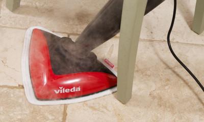 Free Vileda Steam Mop