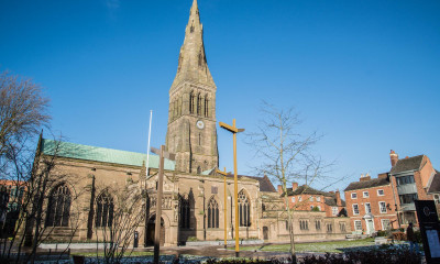 Leicester Cathedral | Leicester, Leicestershire