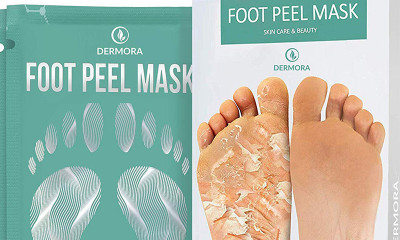 Free Foot Peel Mask