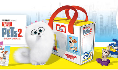 Free Secret Life of Pets 2 Toy Box