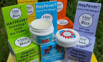 Free Hayfever Barrier Balms
