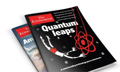 Free Copy of The Economist Magazine - A Cracking Read