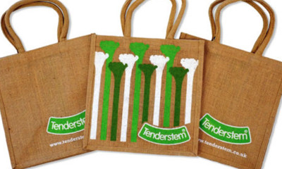 Free Hessian Tote Bag