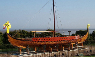 Viking Ship 'Hugin' | Kent