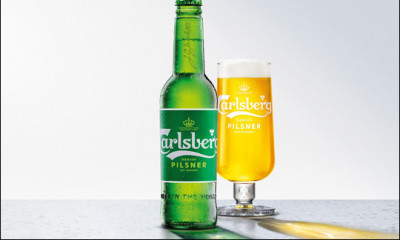 Free Carlsberg Danish Pilsner - 14,000 Available